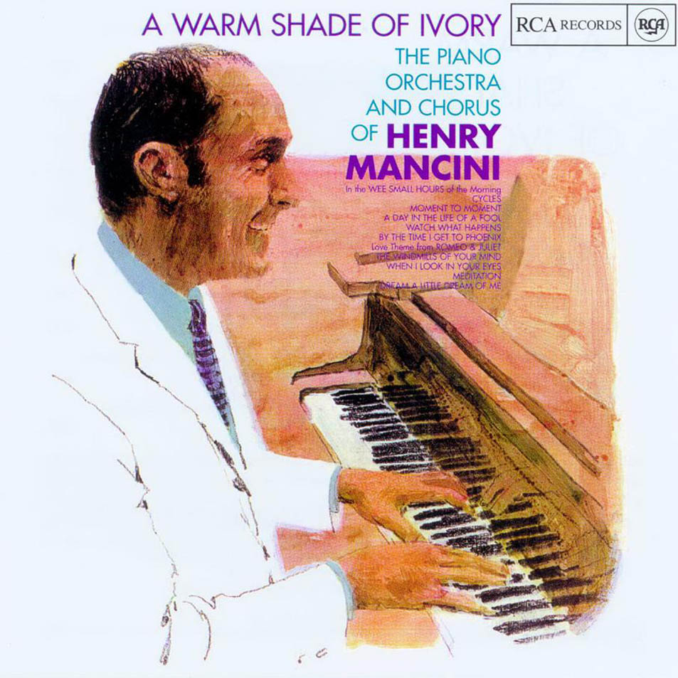 Henry_Mancini-A_Warm_Shade_Of_Ivory-Frontal